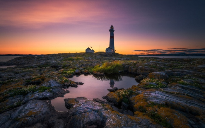 Lighthouses 14 (30 wallpapers)