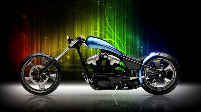 Motorcycles 54 (30 wallpapers)