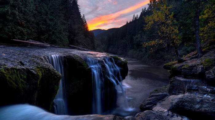 Waterfall 20 (30 wallpapers)